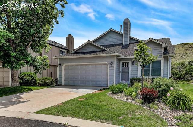 2549 Hot Springs Court, Colorado Springs, CO 80919 (#4495025) :: Tommy Daly Home Team