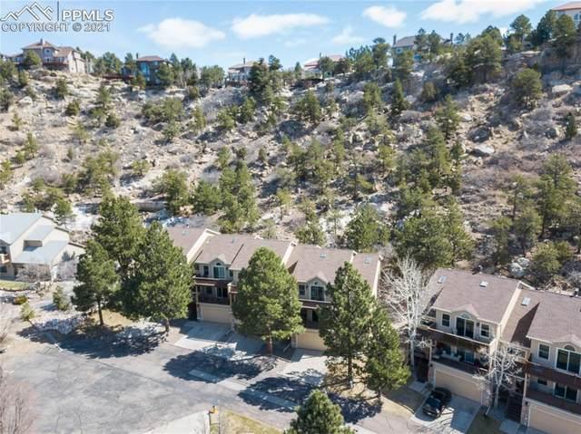 1415 Ledge Rock Terrace, Colorado Springs, CO 80919 (#4495899) :: The Treasure Davis Team | eXp Realty
