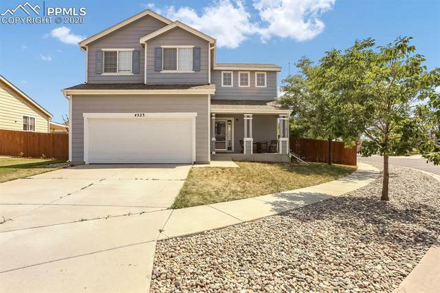 4523 Canyon Wren Lane, Colorado Springs, CO 80916 (#4500978) :: Tommy Daly Home Team