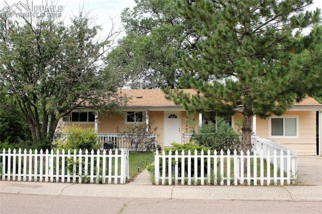 18 Hayes Drive, Colorado Springs, CO 80911 (#4501059) :: HomePopper