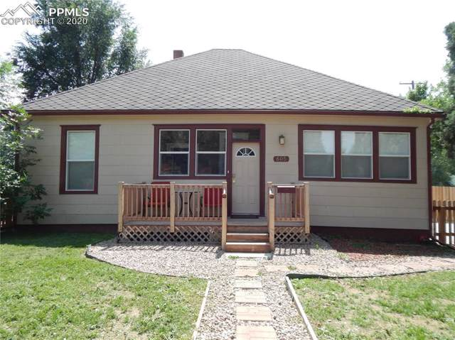 605 E Willamette Avenue, Colorado Springs, CO 80903 (#4503249) :: Jason Daniels & Associates at RE/MAX Millennium