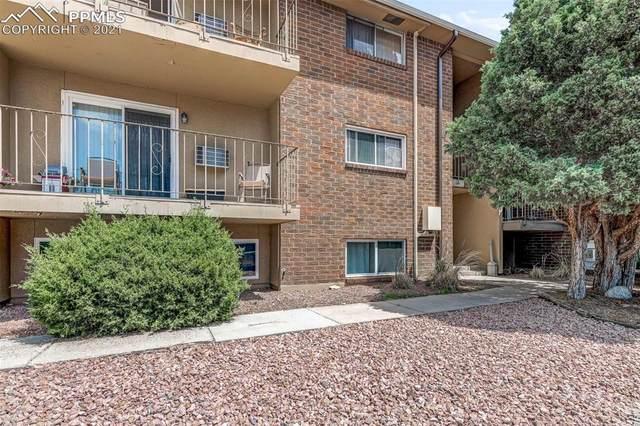 3020 E Bijou Street 3B, Colorado Springs, CO 80909 (#4504490) :: Tommy Daly Home Team