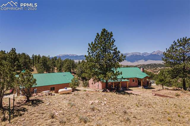 265 Spread Eagle Drive, Westcliffe, CO 81252 (#4504823) :: Tommy Daly Home Team
