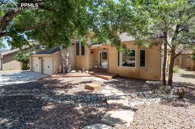 510 Crystal Hills Boulevard, Manitou Springs, CO 80829 (#4507037) :: Dream Big Home Team | Keller Williams