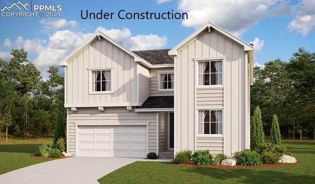 6115 Donahue Drive, Colorado Springs, CO 80923 (#4507275) :: The Cutting Edge, Realtors