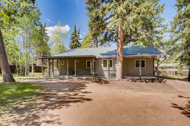 1500 Sunshine Circle, Woodland Park, CO 80863 (#4509118) :: Colorado Home Finder Realty