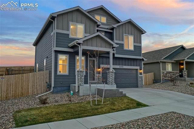 6201 Anders Ridge Lane, Colorado Springs, CO 80927 (#4509522) :: The Harling Team @ Homesmart Realty Group