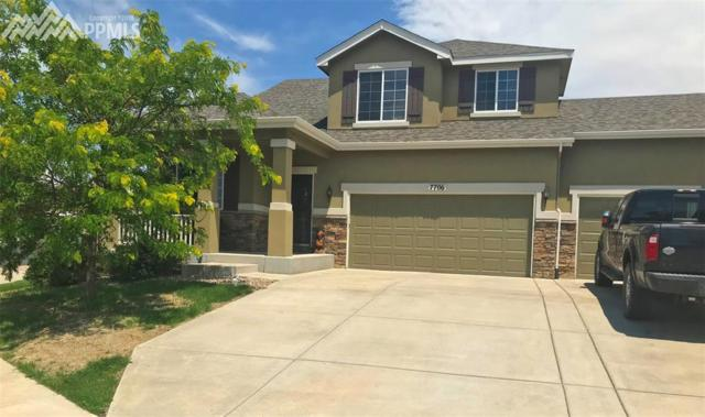 7706 Canyon Oak Drive, Colorado Springs, CO 80922 (#4509717) :: Fisk Team, RE/MAX Properties, Inc.