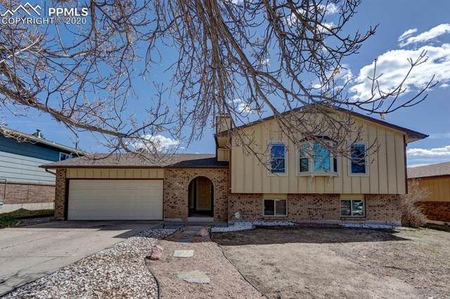 1949 Summernight Terrace, Colorado Springs, CO 80909 (#4510640) :: The Treasure Davis Team