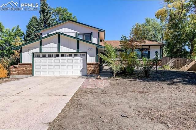 6731 Bishop Drive, Colorado Springs, CO 80918 (#4513181) :: Action Team Realty