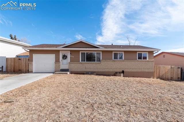 2429 San Marcos Drive, Colorado Springs, CO 80910 (#4514143) :: Jason Daniels & Associates at RE/MAX Millennium