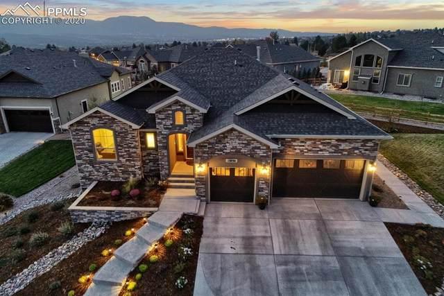 13850 Windrush Drive, Colorado Springs, CO 80921 (#4515119) :: The Treasure Davis Team