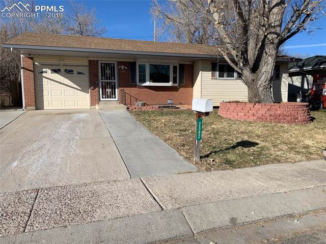 2342 San Marcos Drive, Colorado Springs, CO 80910 (#4515332) :: Tommy Daly Home Team