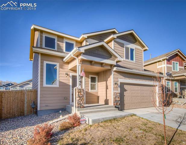6742 Galpin Drive, Colorado Springs, CO 80925 (#4516249) :: The Kibler Group