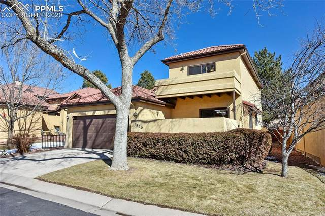 1930 Paseo Del Oro, Colorado Springs, CO 80904 (#4516586) :: The Harling Team @ Homesmart Realty Group