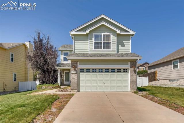 3024 Ellesmere Drive, Colorado Springs, CO 80922 (#4517585) :: Jason Daniels & Associates at RE/MAX Millennium