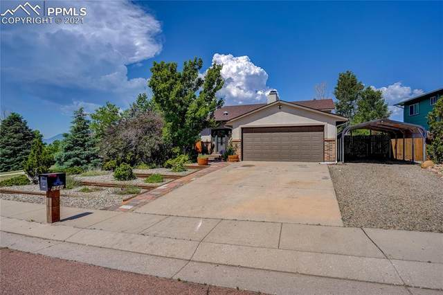 6540 Lindal Drive, Colorado Springs, CO 80915 (#4517643) :: CC Signature Group
