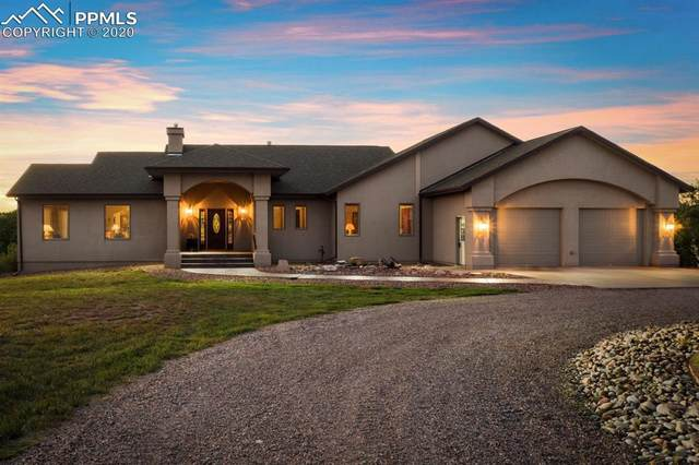 185 River Ridge Trail, Walsenburg, CO 81089 (#4518483) :: 8z Real Estate