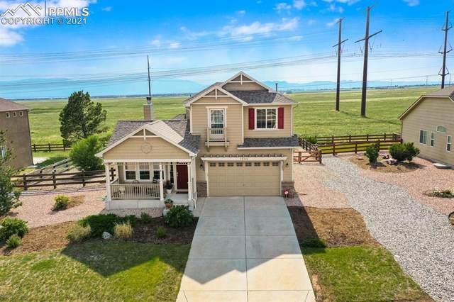 7925 Antelope Meadows Circle, Peyton, CO 80831 (#4519860) :: Finch & Gable Real Estate Co.