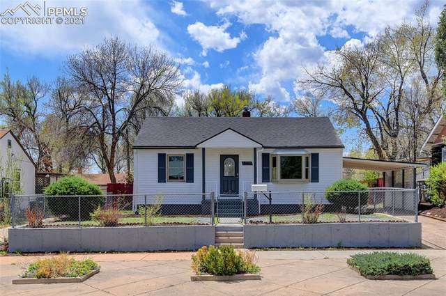 841 E Las Animas Street, Colorado Springs, CO 80903 (#4520749) :: Finch & Gable Real Estate Co.