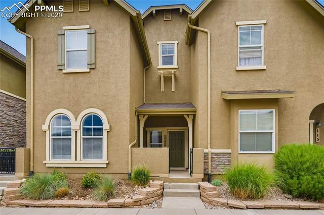 111 S Raven Mine Drive, Colorado Springs, CO 80905 (#4521025) :: 8z Real Estate