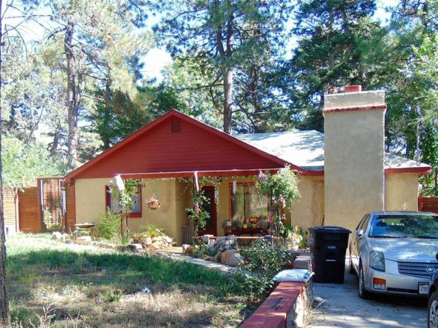 825 Alexander Drive, Colorado Springs, CO 80909 (#4521602) :: 8z Real Estate