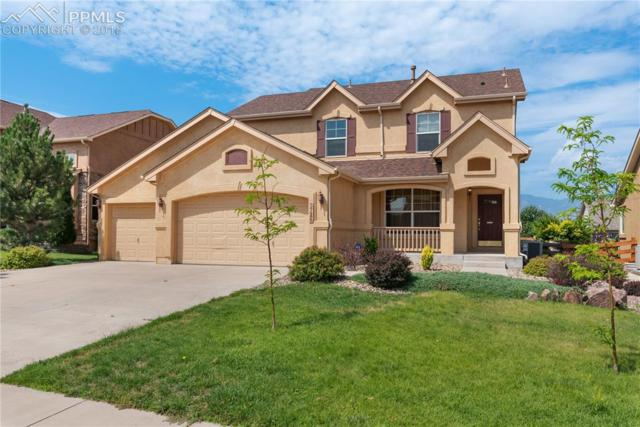 3726 Red Baron Drive, Colorado Springs, CO 80911 (#4521619) :: The Hunstiger Team