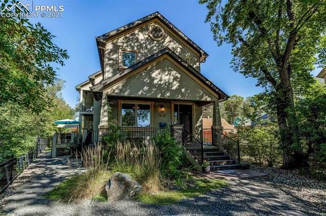 514 E Bijou Street, Colorado Springs, CO 80903 (#4522197) :: The Kibler Group