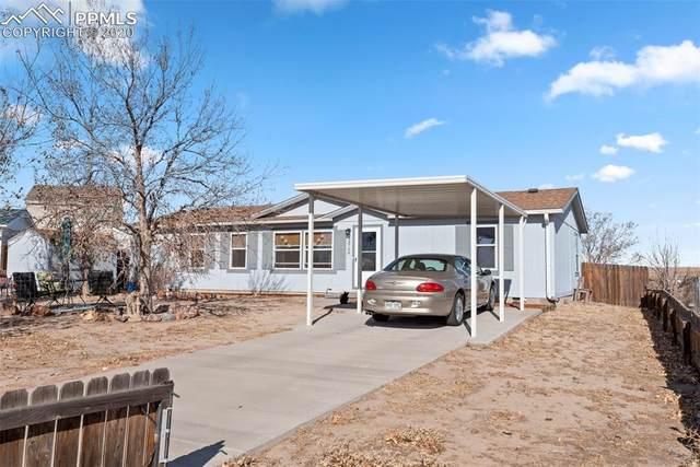 23756 Clear Spring Lane, Colorado Springs, CO 80928 (#4522627) :: The Kibler Group