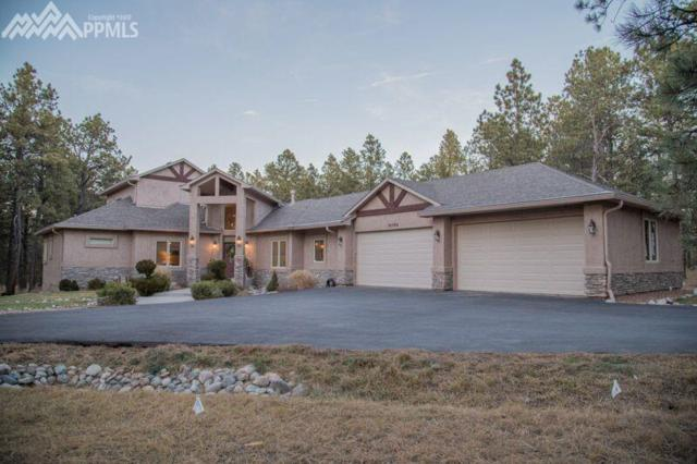 15785 Pole Pine Point, Colorado Springs, CO 80908 (#4524429) :: The Peak Properties Group