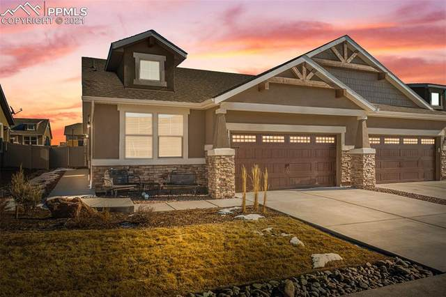 11277 Cold Creek View, Colorado Springs, CO 80921 (#4525308) :: HomeSmart