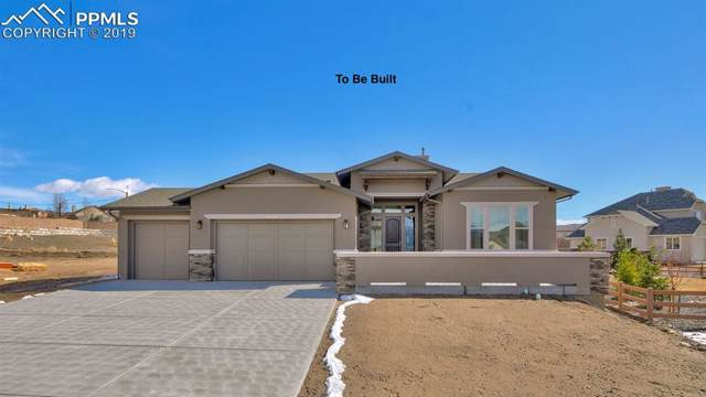 375 Mission Hill Way, Colorado Springs, CO 80921 (#4526438) :: The Daniels Team