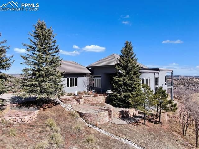 5505 Darien Way, Colorado Springs, CO 80919 (#4527030) :: The Treasure Davis Team