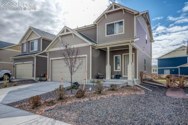 9093 Pacific Crest Drive, Colorado Springs, CO 80927 (#4528334) :: The Hunstiger Team