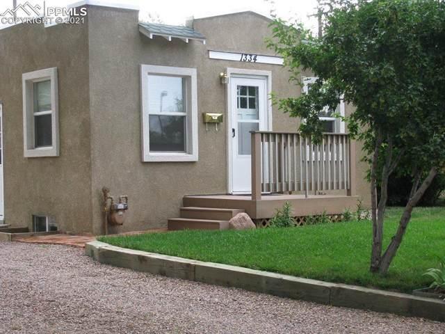 1334 N Arcadia Street, Colorado Springs, CO 80903 (#4528770) :: The Treasure Davis Team | eXp Realty