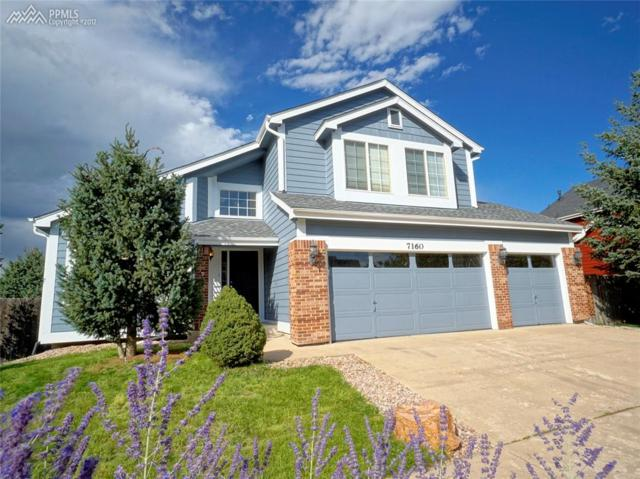 7160 Highcroft Drive, Colorado Springs, CO 80922 (#4530192) :: The Treasure Davis Team