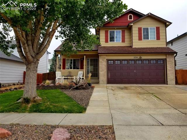 5710 Vermillion Bluffs Drive, Colorado Springs, CO 80923 (#4531463) :: Tommy Daly Home Team