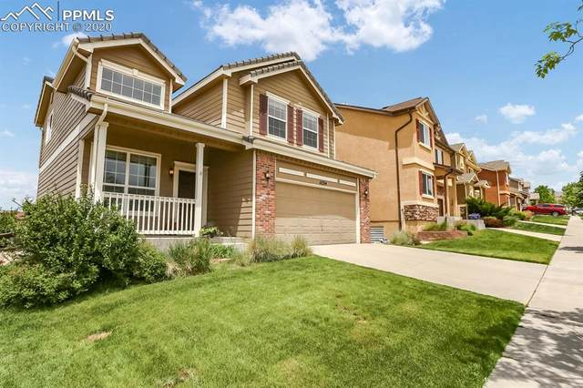 11754 Wildwood Ridge Drive, Colorado Springs, CO 80921 (#4531700) :: The Daniels Team
