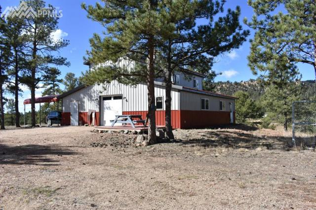 295 Surrey Lane, Florissant, CO 80816 (#4532962) :: The Hunstiger Team