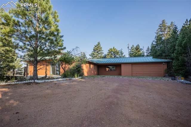 1550 Gardiner Rock Lane, Colorado Springs, CO 80906 (#4533064) :: Action Team Realty