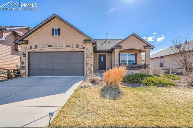 6971 Mountain Spruce Drive, Colorado Springs, CO 80927 (#4534241) :: The Artisan Group at Keller Williams Premier Realty
