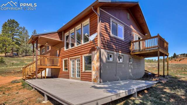 357 Independence Road, Cripple Creek, CO 80813 (#4537313) :: The Artisan Group at Keller Williams Premier Realty