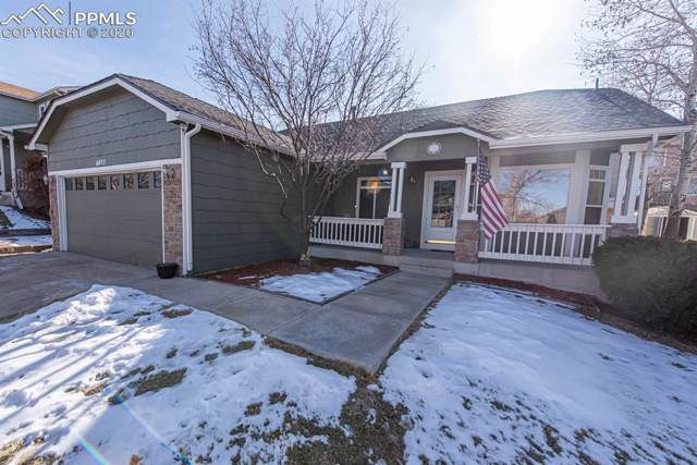 6455 Pinto Pony Drive, Colorado Springs, CO 80922 (#4537714) :: Tommy Daly Home Team