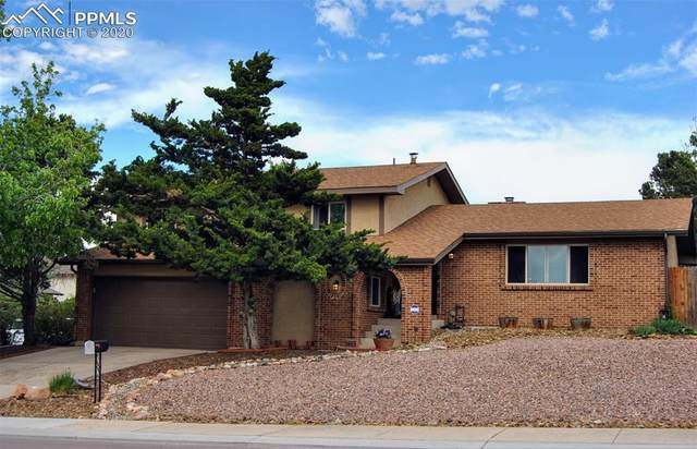 3485 Inspiration Drive, Colorado Springs, CO 80917 (#4538088) :: Tommy Daly Home Team