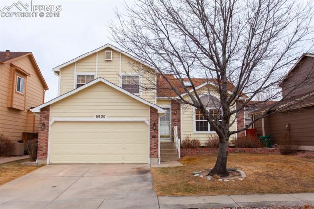 6938 Lost Springs Drive, Colorado Springs, CO 80923 (#4539672) :: Relevate Homes | Colorado Springs