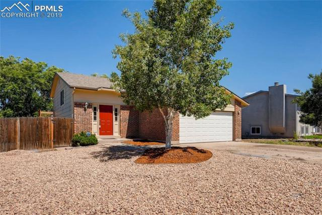 4307 W Eastcrest Circle, Colorado Springs, CO 80916 (#4542759) :: The Kibler Group