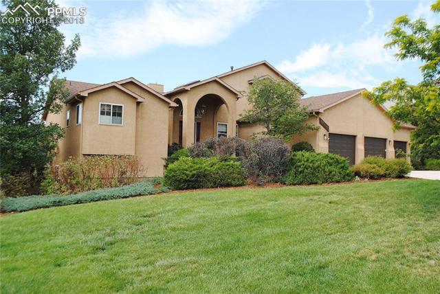15210 Churchill Place, Colorado Springs, CO 80921 (#4543781) :: Jason Daniels & Associates at RE/MAX Millennium