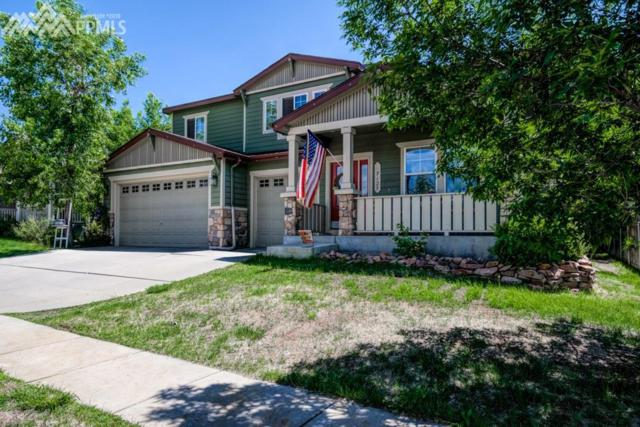 7127 Quiet Pond Place, Colorado Springs, CO 80923 (#4544408) :: The Treasure Davis Team