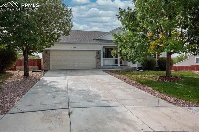 7247 Brush Hollow Drive, Fountain, CO 80817 (#4544505) :: Venterra Real Estate LLC