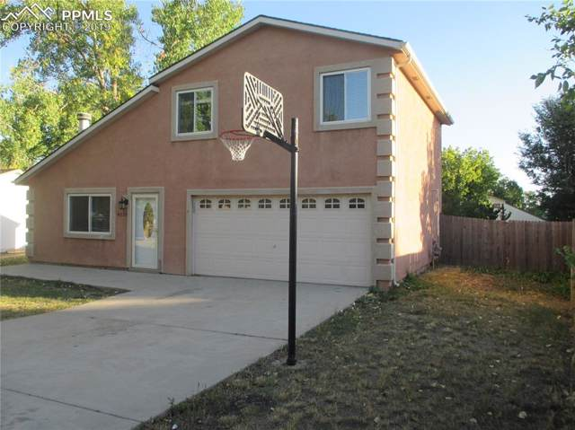 4225 Shining Way, Colorado Springs, CO 80916 (#4544890) :: The Peak Properties Group